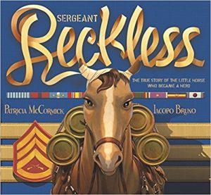 Cover image of Sergeant Reckless