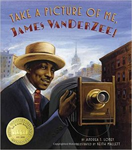 Cover image of Take a Picture of Me, James VanDerZees