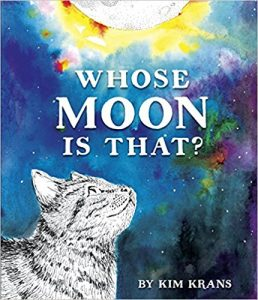 Cover image of Whose Moon Is That?