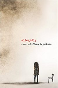Cover image of Allegedly