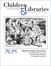 CAL cover - Alice in Wonderland - articles about fairy tales
