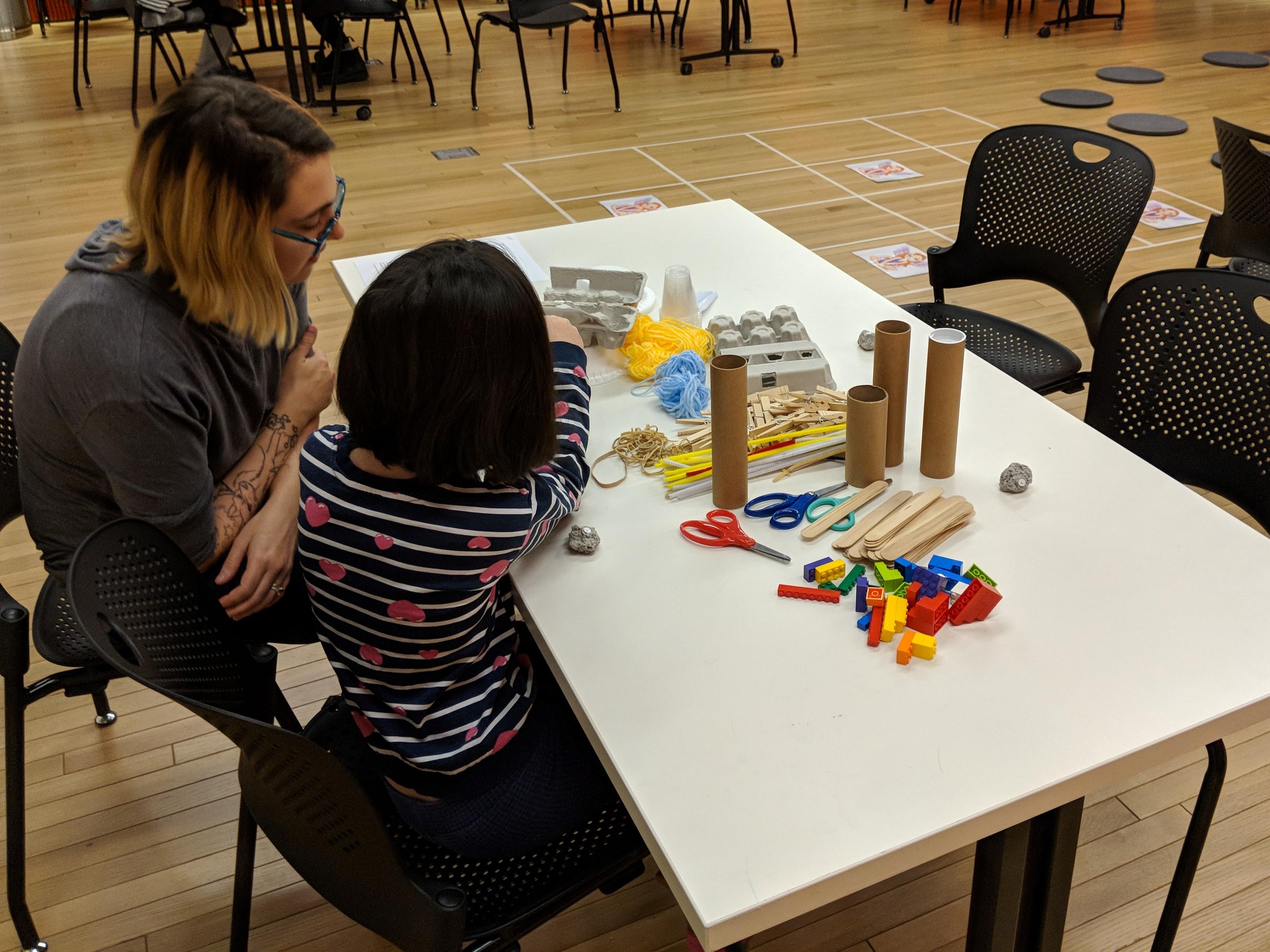 Children experience engineering