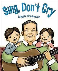 Cover image of Sing, Don't Cry