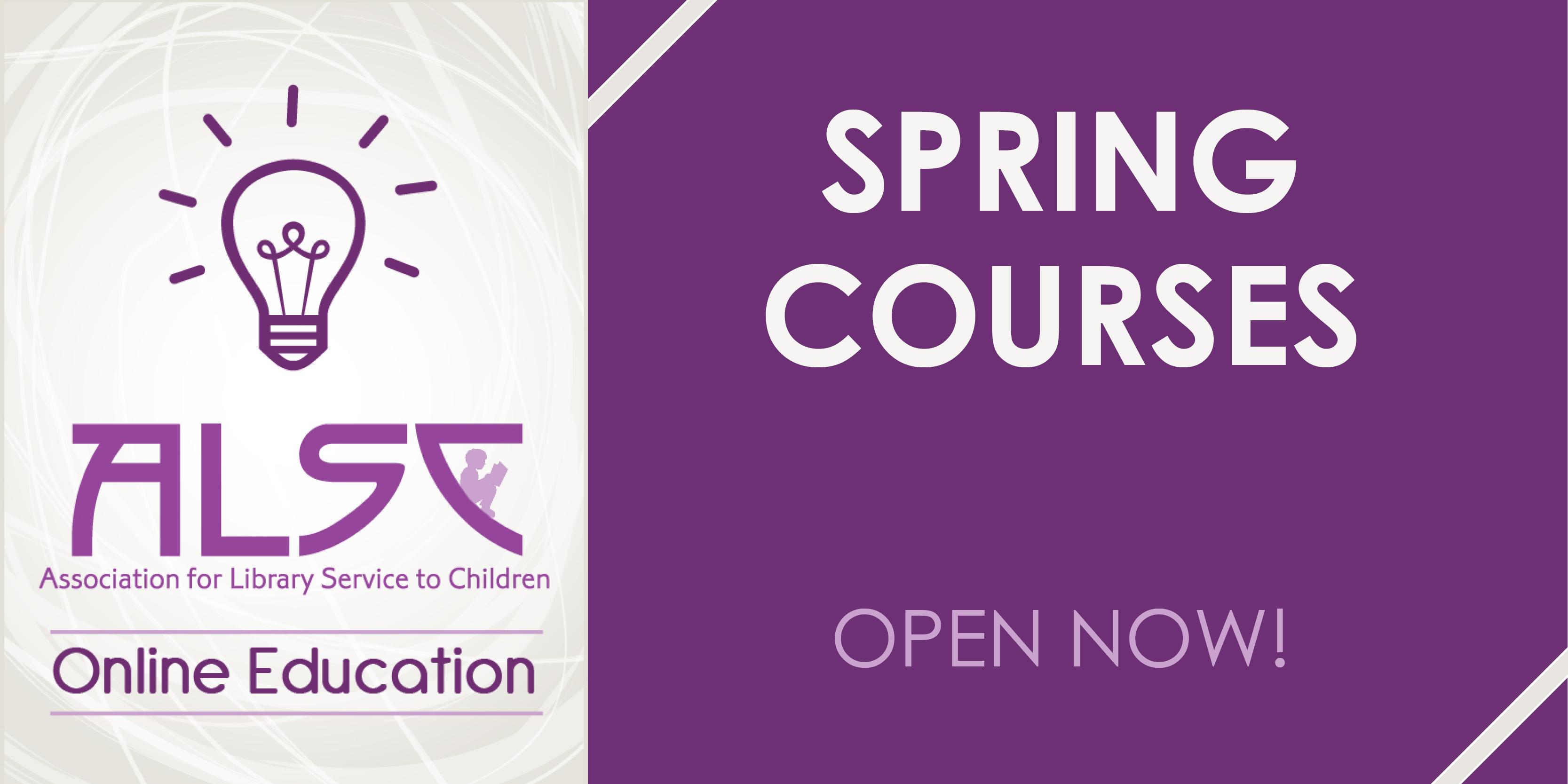ALSC Spring Courses