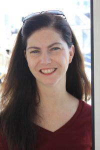Head shot of Julie Dietzel-Glair