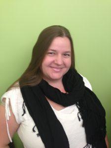 Head shot of Christine Scheper
