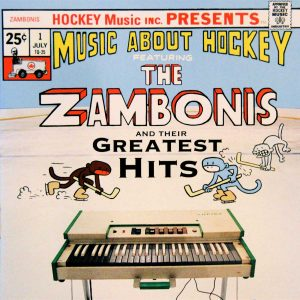 Cover image of The Zambonis and their Greatest Hits