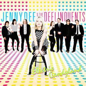 Cover image of Jenny Dee & the Delinquents