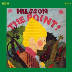 Album cover of Nilsson's The Point!