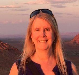 Head shot of ALSC Board Member, Linda Ernst