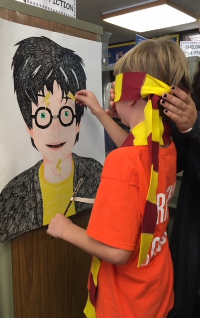 Pin the ScarHarry Potter