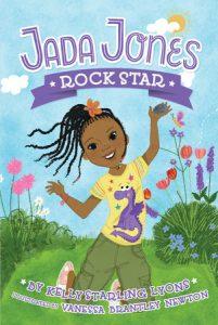 Jada Jones: Rock Star by Kelly Starling Lyons