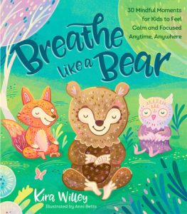 Book cover image of Breathe Like a Bear