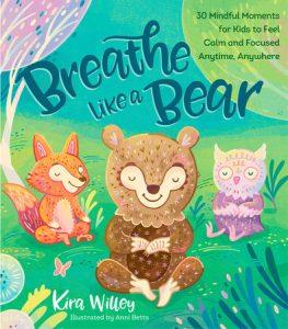 Book cover image of Breathe Like a Bear