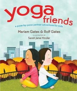 Book cover image of Yoga Friends