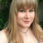Head shot of Haley Kral; guest blogger about how weather impacts library programming