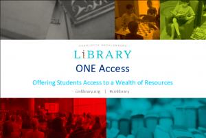 ONE Access logo