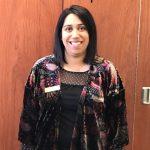 Photo of guest blogger, Georgina Rivas-Martinez