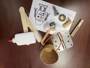 Photo of miscellaneous STEM supplies