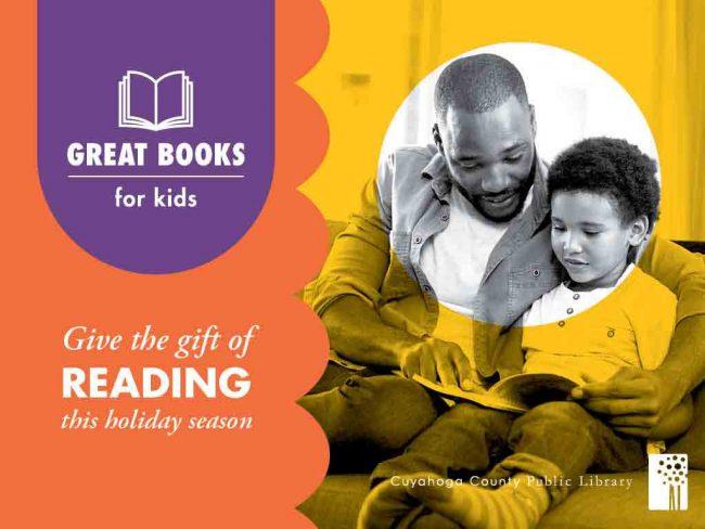 Digital Add for Great Books for Kids brochure