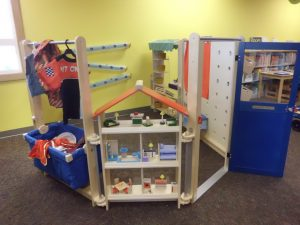 Photo of Early Learning Space