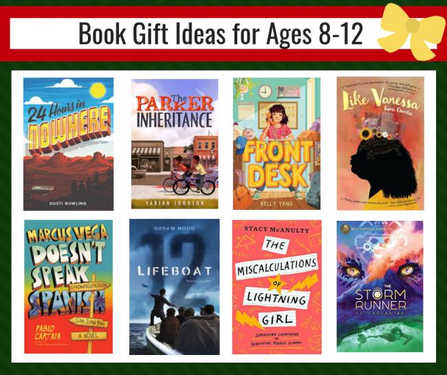 Book Gift Ideas