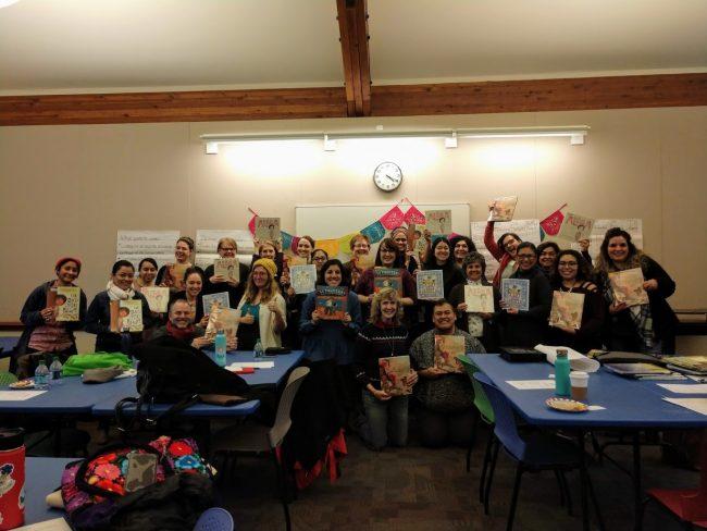 Mock Pura Belpré Awards at the Estacada Public Library