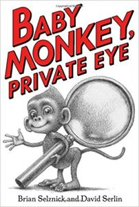 cover image of Baby Monkey Private Eye