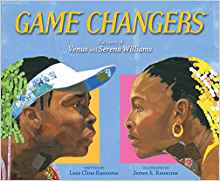 Book cover of Game Changers