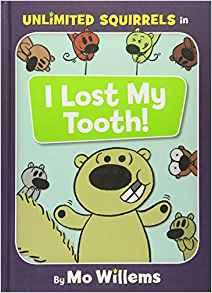 Cover image of I Lost My Tooth