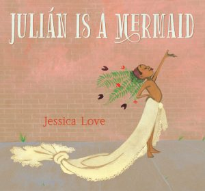 Cover image of Julian is a Mermaid