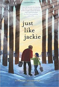 Cover image of Just Like Jackie