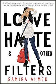 Cover image of Love Hate & Other Filters