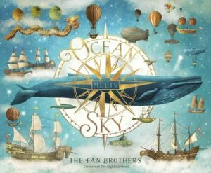 Cover image of Ocean Meets Sky