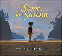 Cover image of A Stone for Sascha