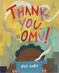 Cover image of Thank You, Omu