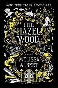 Cover image of The Hazel Wood