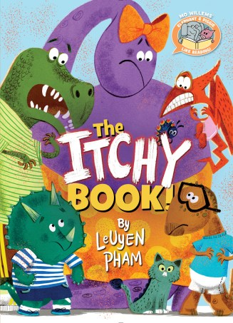 Cover image of The Itchy Book