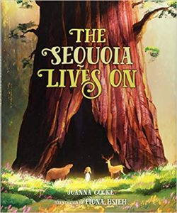 Cover image of The Sequoia Lives On