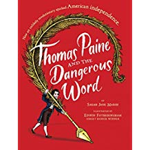 Cover image of Thomas Paine and the Dangerous Word