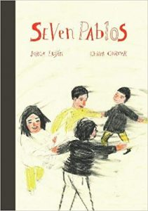 Cover image of Seven Pablos