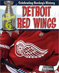 Cover image of Detroit Red Wings