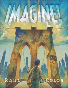 Cover image of Imagine!