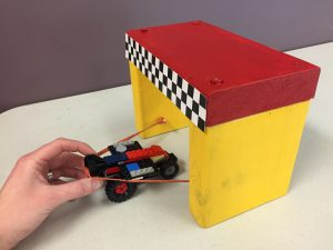 Lego Challenge: Build a Rocket Car