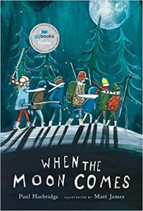 Cover image of When the Moon Comes