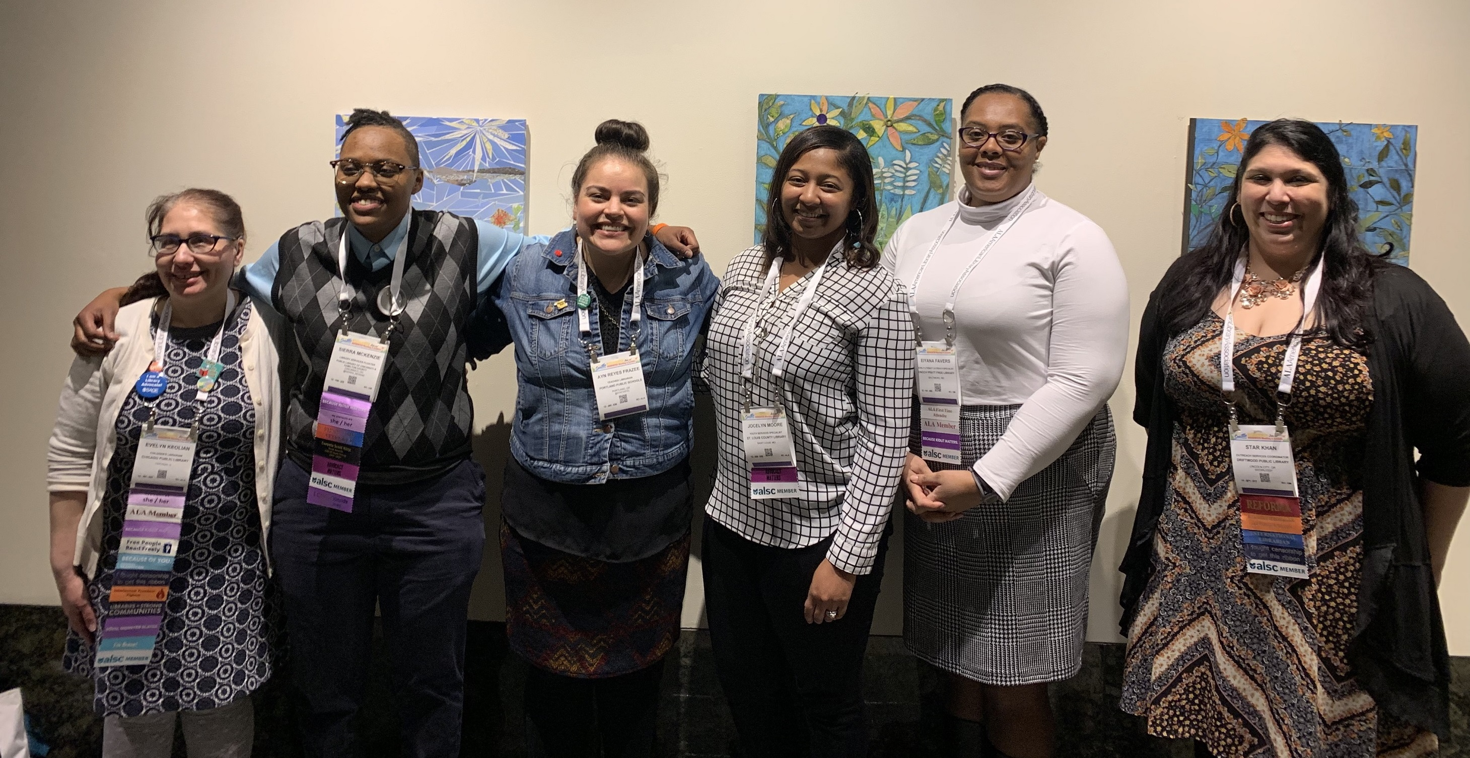 ALSC Equity Fellows at Midwinter 2019