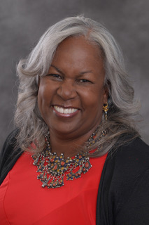 Head shot of Sharon Robinson