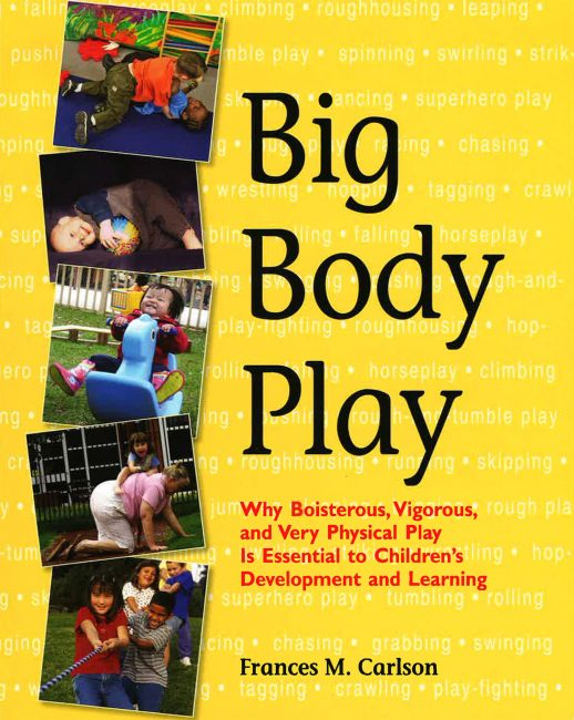 Cover image of Big Body Play
