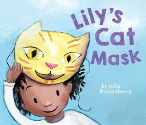 Lily's Cat Mask book cover