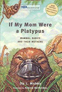 Cover image of If My Mom Were a Platypus